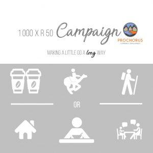 1000 x R 50 Campaign